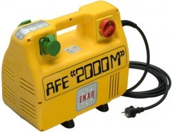Enar Przetwornice Elektryczne w obud. walizkowej AFE 1000P
