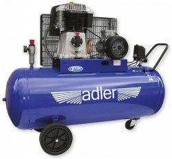 ADLER sprężarka dwucylindrowa 10bar 270L AD 700-270-5,5TD