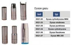 ADLER Dysza gazu MIG/MAG punktowa TW15