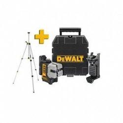DeWalt DW089KTRI Laser liniowy samopoziomujący