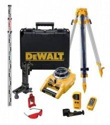 DeWalt DW075PK Laser rotacyjny samopoziomujący