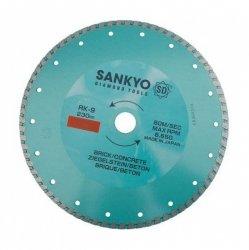 Tarcza diamentowa 105 mm do cięcia ceramiki kamienia RK-4 ciągła 105 x 2,0 x 6 x 22.2mm