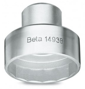 Beta 1493/B Nasadka 1/2 74mm do filtrów oleju