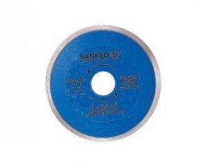 Tarcza diamentowa 250 mm do cięcia glazury ceramiki szkła terakoty SM-10GE ciągła 250 x 1,6 x 5 x 22,2mm