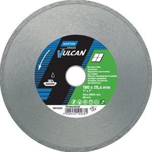 NORTON Tracza diamentowa beton 200x25,4mm VULCAN TILE