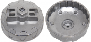 BGS Nasadka do filtra oleju 96/18 aluminium