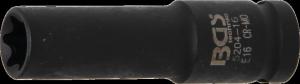 BGS Nasadka 1/2 udarowa Torx E20x 78mm