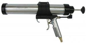 ADLER Pistolet pneumatyczny do silikonu, kleju i mas 600ml 2w1 AD-2032