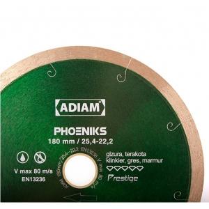 Adiam tarcza diamentowa PHOENIKS Ø230mm x 25,4mm