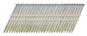 Gwoździe 2.9X64MM pierścieniowe galwanizowane 3300 szt. NR90GR2