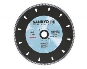Tarcza diamentowa 125 mm do cięcia betonu klinkieru RI-5 ciągła 125 x 2,0 x 6 x 22.2mm