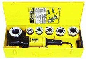 REMS Amigo 2 Set R 1/2 - 2 Gwintownica elektryczna