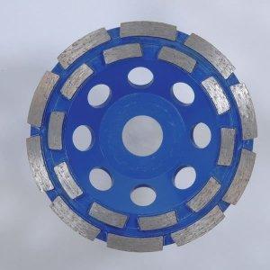 Diamentowa ściernica garnkowa 115x22,2  DD