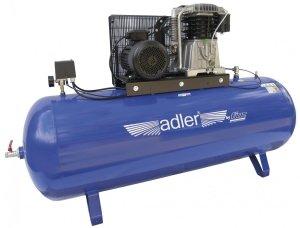 ADLER sprężarka dwucylindrowa 10bar 500L AD 998-500-10TD