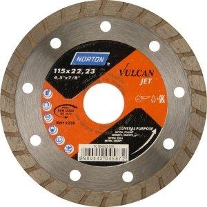 NORTON Tracza diamentowa beton 180x22,23mm VULCAN JET