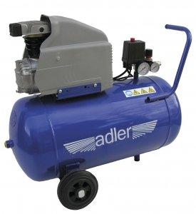 ADLER sprężarka jednocylindrowa  AD 255-50-2 10BAR 50L