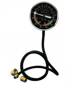Jonnesway Manometr ciśnieniowo-podciśnieniowy AR020019