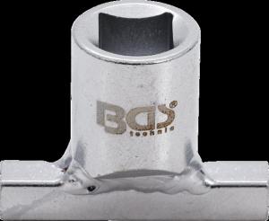 BGS Klucz 3/8 do filtrów paliwa i oleju Mann, Mahle, Knecht