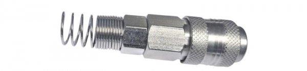 ADLER Szybkozłączka na przewód ze sprężyną 8x5mm