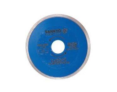 Tarcza diamentowa 201 mm do cięcia glazury ceramiki szkła terakoty SM-8GE ciągła 201 x 1,4 x 5 x 25,4mm