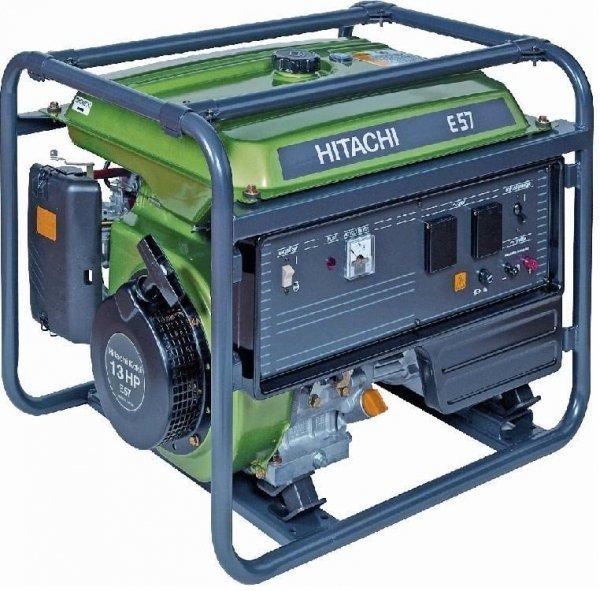 HITACHI Agregat prądotwórczy E57MA