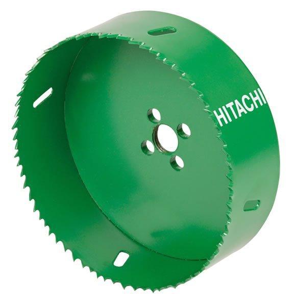 HITACHI OTWORNICA HSS BI-METAL 140mm