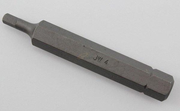 Jonnesway Końcówka ampulowa 4x75mm 6-kątna 10mm D175H40
