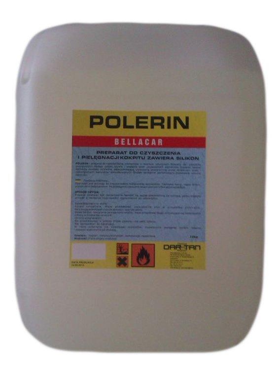 Płyn do mycia plastików kokpitu 1kg POLERIN