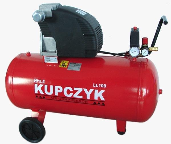 KUPCZYK Kompresor Sprężarka KK 260/100