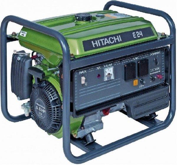 HITACHI Agregat prądotwórczy E24