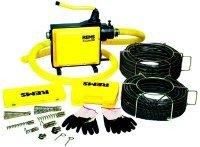 REMS Cobra 32 Set 16+22 Elektryczna maszyna do czyszczenia rur