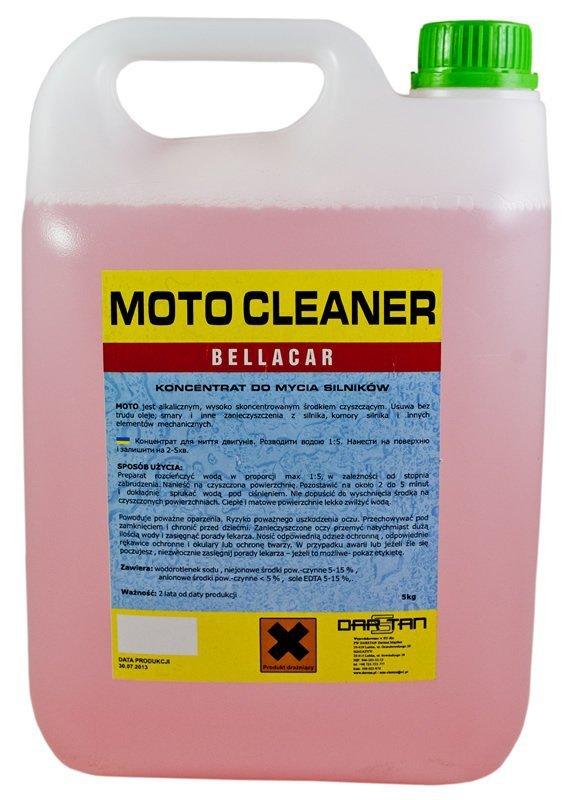 Koncentrat do mycia silników 5kg MOTO CLEANER