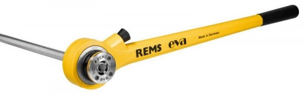 """REMS eva R 3/8 - 1 1/4"""" Gwintownica ręczna"""