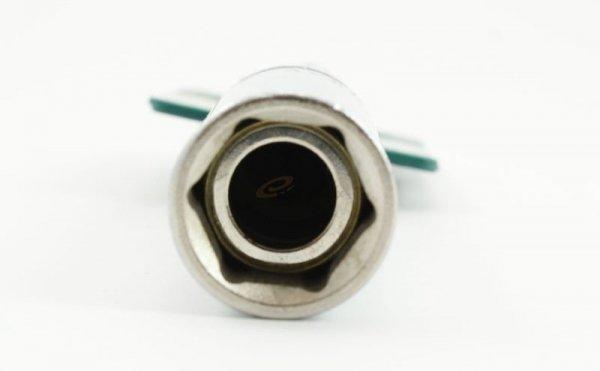 """Jonnesway Klucz do świec 16 1/2"""" z magnesem 6-kątny S17M4116"""