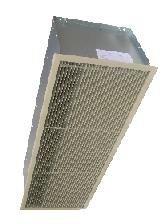 Aqua-air kurtyna powietrzna SKY/150/W/1/40
