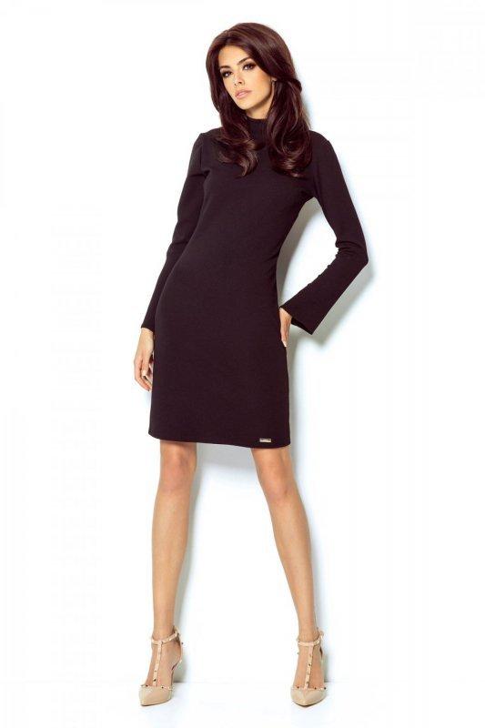 Sukienka Giselle - czarny