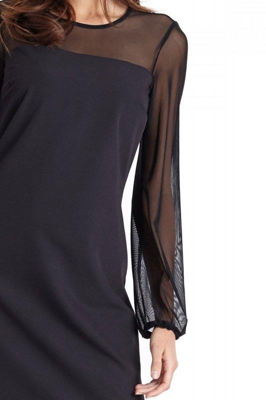 Elegancka Sukienka Daniela - gładka