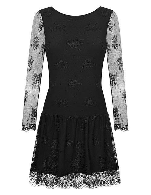 Sukienka Scarlet - czarny