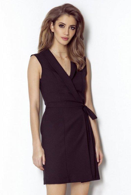 Sukienka Suzanne - czarny