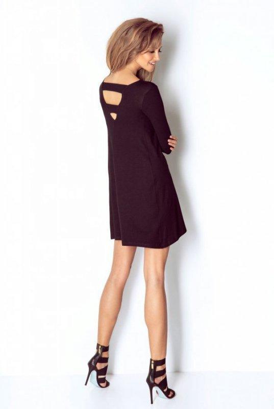 Sukienka Celine - czarny