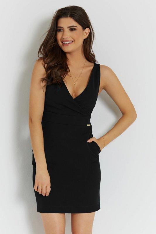 Sukienka Paola -czarny