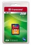 Transcend Karta pamięci SD Secure Digital 2GB 20/13 MB/s