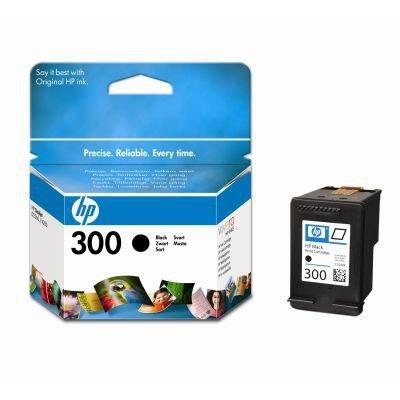 HP Inc. Tusz nr 300 Czarny CC640EE