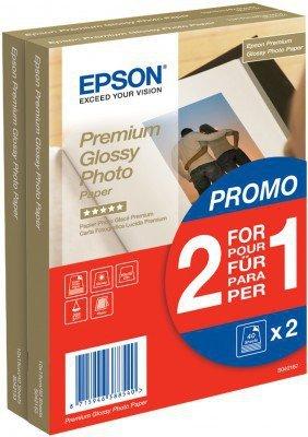 Epson Premium Glossy Photo Pap 100 x 150 mm, 255g 80ark