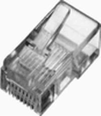 ASSMANN Wtyk RJ45 kat.5e uniwersalny drut/linka 8P8C 100szt