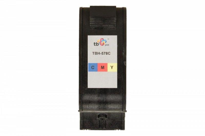 TB Print Tusz do HP Nr 78 - C6578AE TBH-578C Kolor ref.