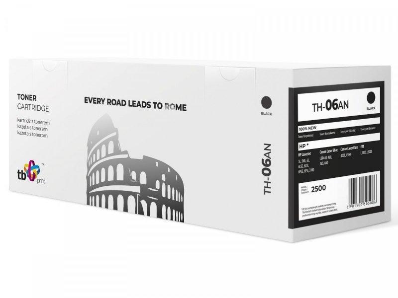 TB Print Toner do HP C3906A TH-06AN BK 100% nowy