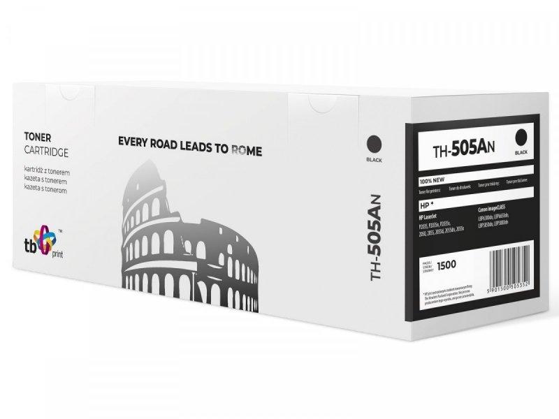 TB Print Toner do HP CE505A TH-505AN BK 100% nowy