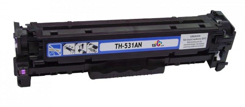TB Print Toner do HP CC531A TH-531AN CY 100% nowy
