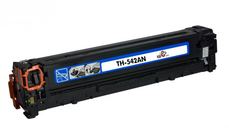 TB Print Toner do HP CM1215 TH-542AN YE 100% nowy